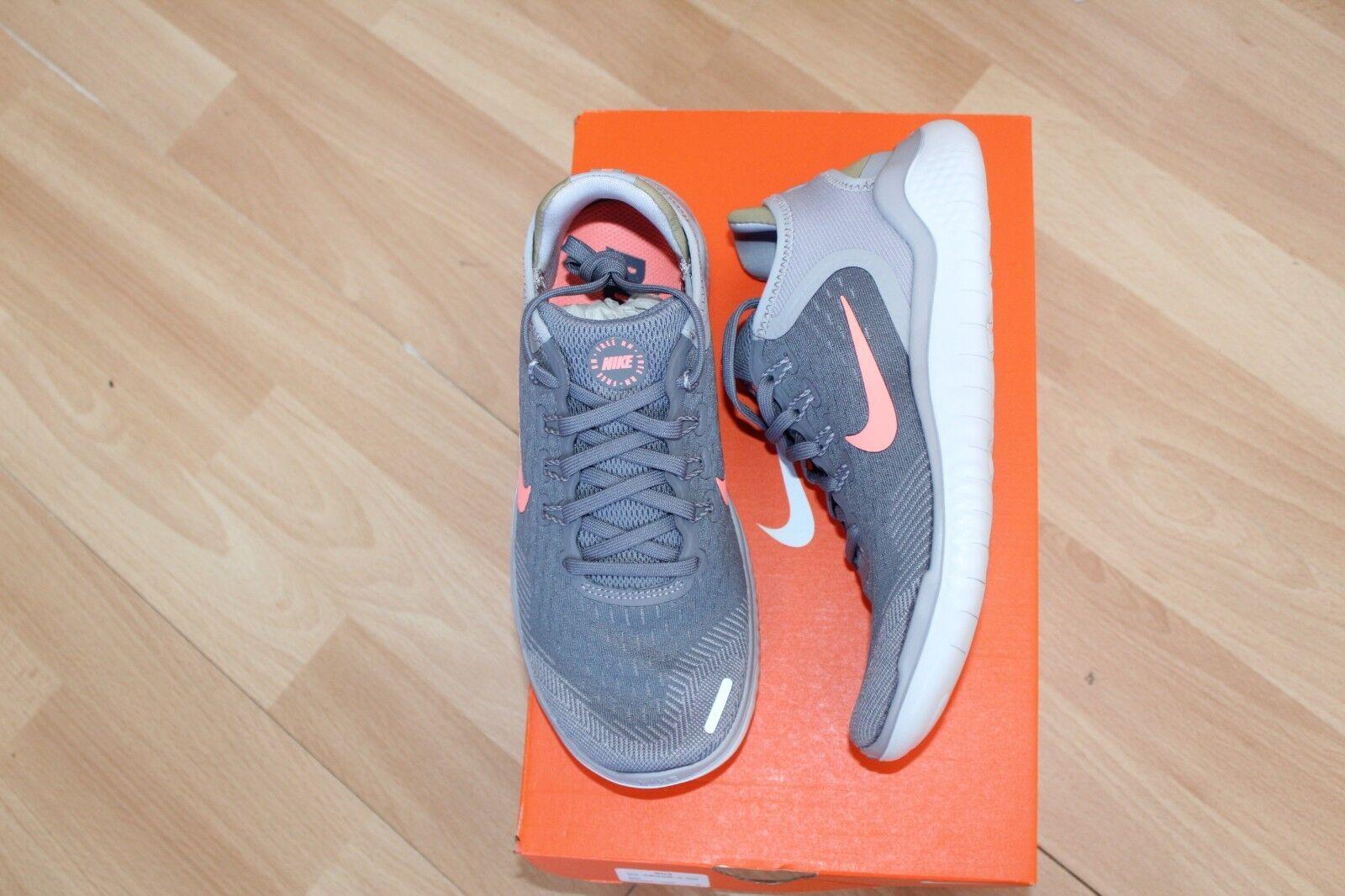 Nuevos Zapatos para para para mujer Talla 7 Nike Free rn 942837 005  muchas concesiones