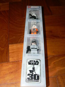 Lego-Star-Wars-Stormtrooper-Y-Wing-Pilot-AT-ST-Magnet-Set