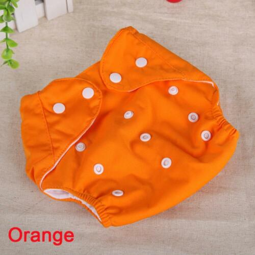 Baby Insert Diaper Reusable Cloth Diapers Nappy Infant