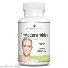 Phytoceramides Rice Anti-ageing Wrinkles Skin Care Moisturiser Vitamins A C D E