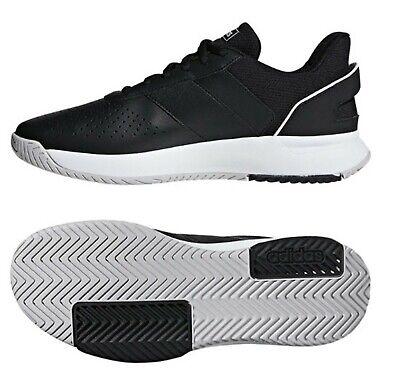 Adidas Men Court Smash Tennis Shoes
