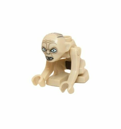 LEGO The Hobbit The Lord of the Rings lor031 Gollum Narrow Eyes Minifigure NEW
