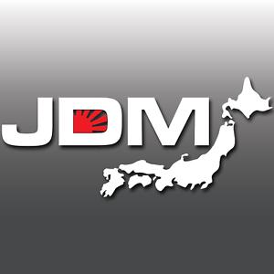 JDM-Japanese-Rising-Sun-Car-Vinyl-Decal-Sticker-Honda-Mazda-Nissan-Lexus