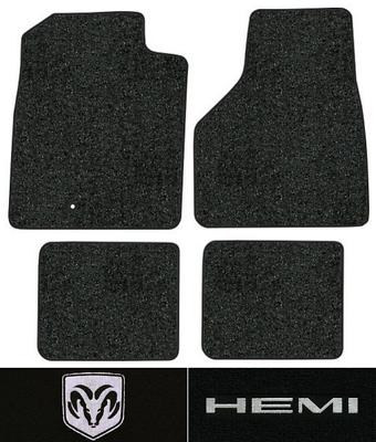 2006-2008 Dodge Ram 2500 Mega Cab 4 Door Crew Cab Cutpile Replacement Carpet Kit