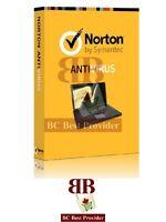 Norton Antivirus, Internet Or Standard Security 2017, 1 User, 1 Year (pc/ Mac)