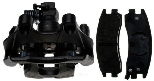 Disc Brake Caliper-Non-Coated Loaded with Ceramic Pads Rear Right 18R1590 Reman
