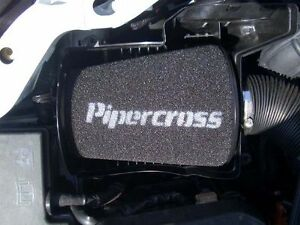 pipercross air filter ford focus rs mk2 mk3 ebay. Black Bedroom Furniture Sets. Home Design Ideas