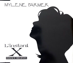 Mylene-Farmer-Maxi-CD-L-039-Instant-X-Dance-Remixes-France-M-M
