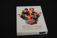 SCF2 Blu-ray Steelbook Fullslip Protective Slipcovers / Protectors (Pack of 10)