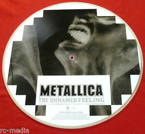 Metallica-The-Unnamed-Feeling-Original-UK-12-034-Picture-Disc-Vinyl-Record