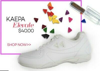 Kaepa Elevate Cheer Shoes New W/Out Box