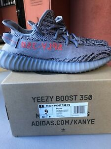 4cd44fb318bf89 Image is loading Size-9-Beluga-2-0-Yeezy-Boost-350-