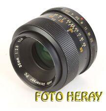 Universar PC 35 mm 1:2,8 Weitwinkel für M-42 Kameras, Pilz im Objektiv 404709