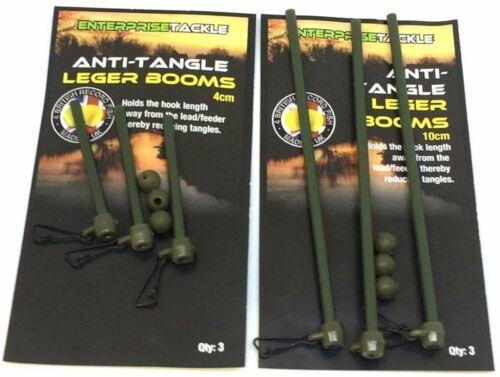 Enterprise Tackle Anti Tangle Leger Booms 4cm *PAY 1 POST*