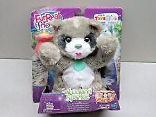 2014 Hasbro FurReal Frinds FRf Woodland Sparkle Rocco My Peek-A-Boo Raccoon NEW