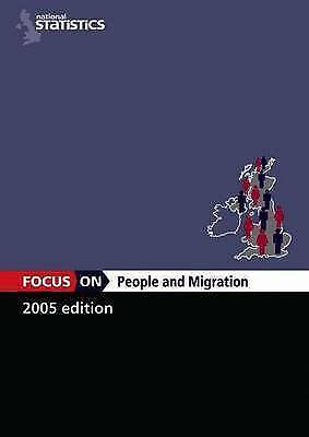1 of 1 - Focus On People and Migration, The Office for National Statistics, Excellent Boo