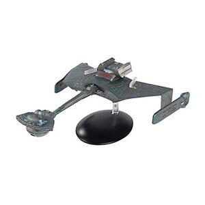 Eaglemoss-Star-Trek-Klingon-K-t-039-inga-Class-Battle-Cruiser-Replica-NEW-IN-STOCK