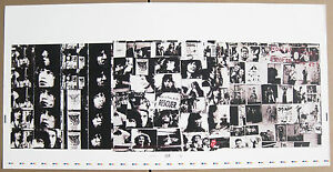 The Rolling Stones Exile On Main Street 2010 Promo Lp