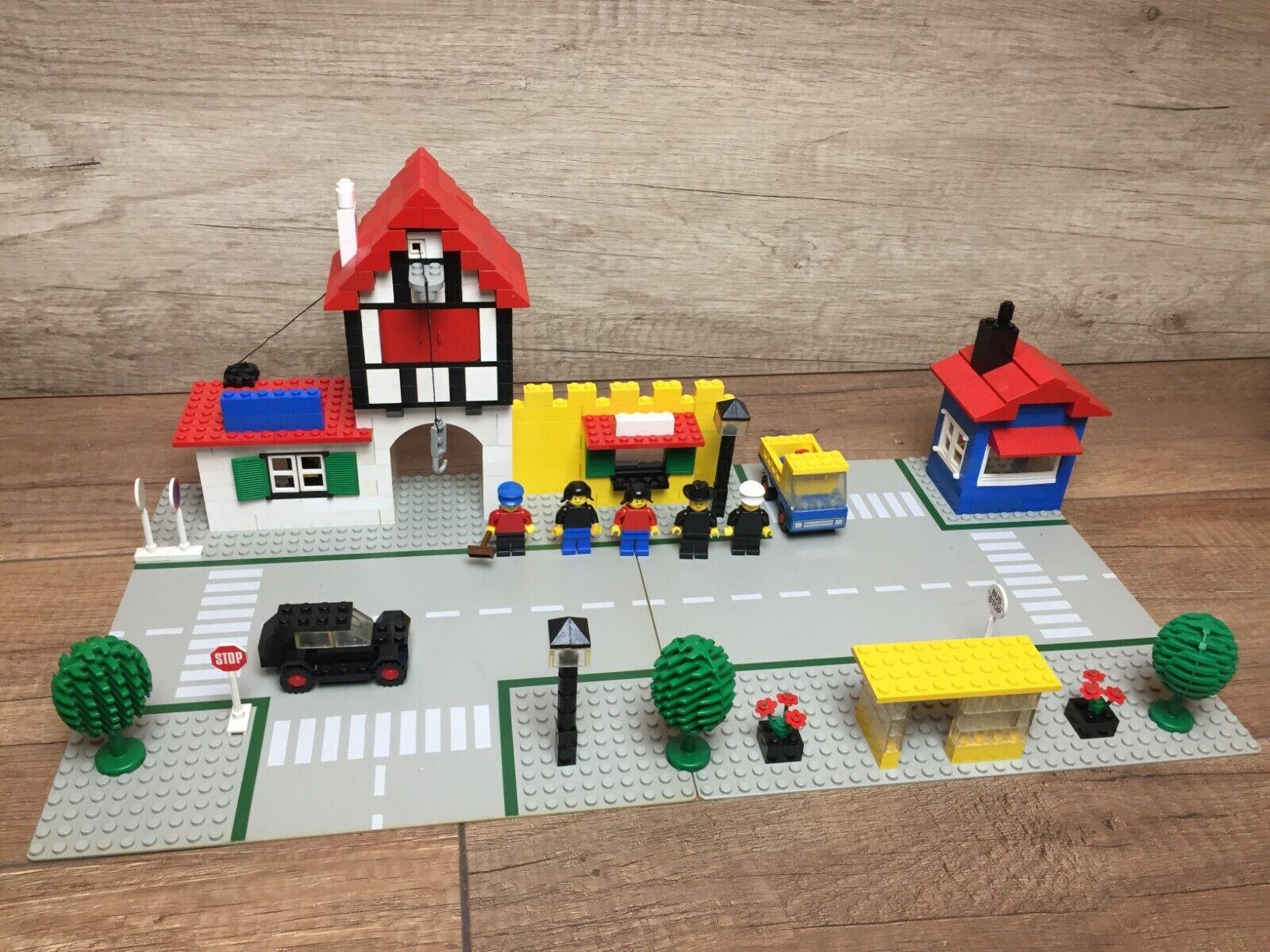 Lego 1589 Town Square LEGO  Classic City Ville Town  peu coûteux