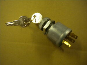 golf cart key switch ez go 4 terminal with fact lights 68. Black Bedroom Furniture Sets. Home Design Ideas