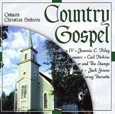 FREE US SHIP. on ANY 2 CDs! NEW CD Various Artists: Country Gospel: Onward Chris