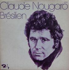 """Vinyle 45T Claude Nougaro """"Brésilien"""""""