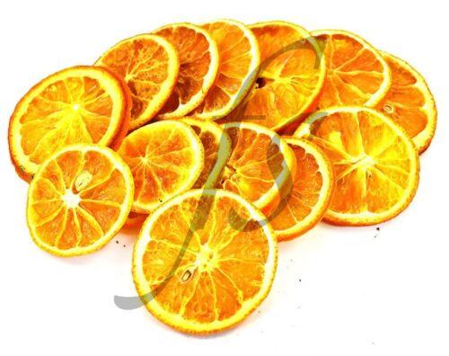 250 g Lot de véritable séché Orange Tranches-Noël Festif Couronne Décoration