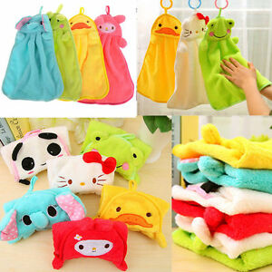 korallen kaschmir kinder baby handt cher cartoon tiere form reiben h nde towel f. Black Bedroom Furniture Sets. Home Design Ideas