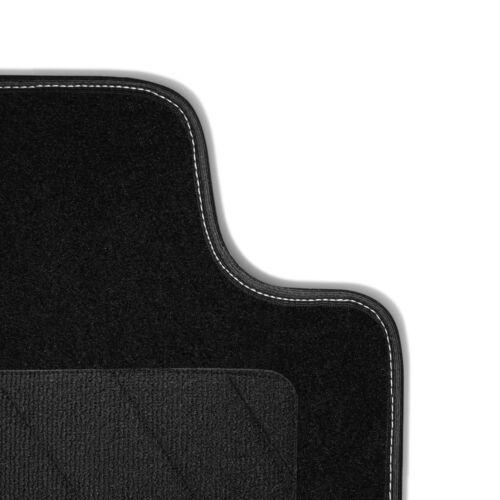 Auto-Fußmatten Bandeinfassung für Peugeot 807 2001-2014 Autoteppiche