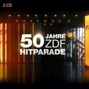 50-Jahre-ZDF-Hitparade-Das-Original-Premium-Version-3CD-NEU-OVP