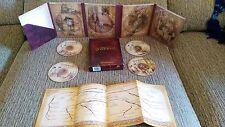 EL SEÑOR DE LOS ANILLOS LAS DOS TORRES - VERSION EXTENDIDA 4 DVD DESCATALOGADA