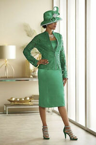 NEW WOMENS ASHRO EMERALD GREEN DARIANNA JACKET DRESS PLUS