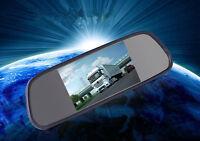 5'' Tft Lcd Screen 480 X 272 Pixels Car Rear View Mirror Monitor Universal - Us