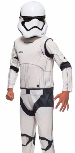 Stormtrooper Costume Childs Boys Authentic Star Wars Storm Trooper Force S M L