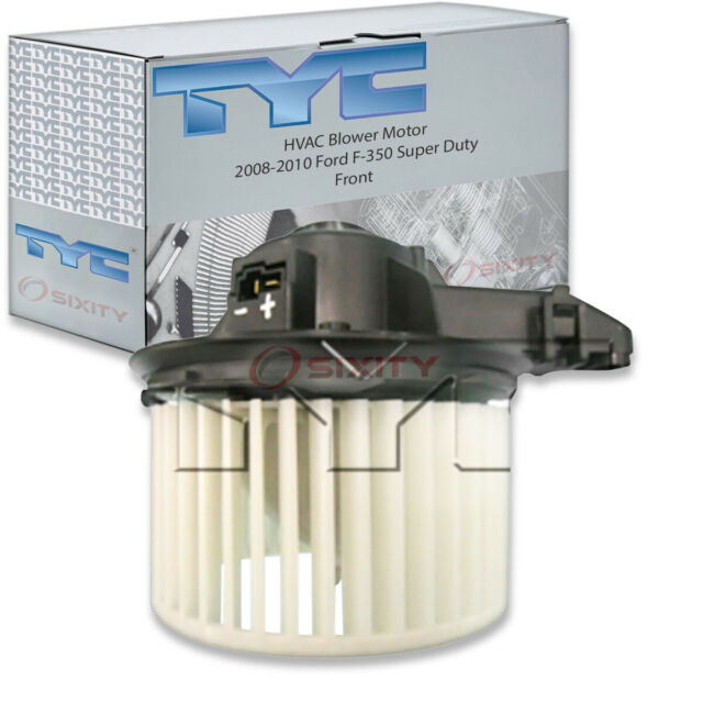 TYC Front HVAC Blower Motor for 2008-2010 Ford F-350 Super Duty  ee