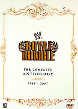 DVD WWE: Royal Rumble - The Complete Anthology, 1988-2007  - Free Shipping