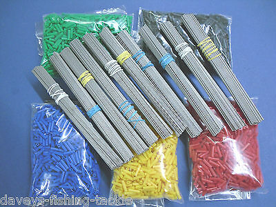 1000* ROLLERS FOR DCA LEADS GRIP WIRES LEAD MOULD GREEN