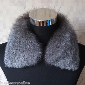 Natural-Silver-Fox-Fur-Big-Size-Collar-Scarf-Detachable-55cm-22-034-Fur-Wraps-Cape