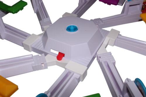 Erweiterungsset für Looping Louie 8 Spieler inkl Adapter 8 Personen Trinkspiel