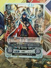 Leaf 02-2019 Fire Emblem 0 Cipher Promo Marker 4 Card Marth Tsubasa Kamui F