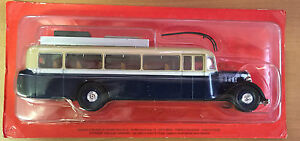 DIE-CAST-BUS-FROM-THE-MONDO-034-CITROEN-TYPE-T45-1934-034-SCALE-1-43