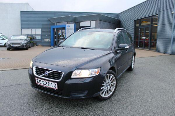 Volvo V50 1,6 D Momentum VIP - billede 2