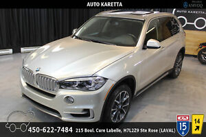 2016 BMW X5 X5 35i XDrv/HEADS UP/XENON/NAVI/PANORAMIC/CAM/19''