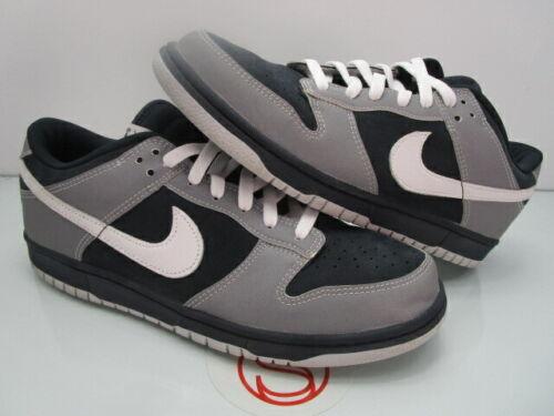2003 Nike Dunk Low Pro DARK OBSIDIAN SILVER 11