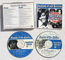 Sounds of the sixties Love and Peace (time life) RARE CD TL SCC/20  Holland B.V