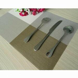 Insulation Dining Table Tableware Bowl Dish Mats Trays Pad Placemats