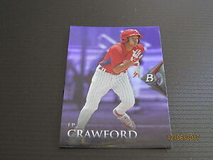 2014-Bowman-Platinum-Chrome-Prospects-Purple-Refractors-BPCP67-J-P-Crawford