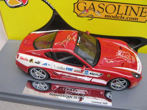 Carnaval de Noël, bonne offre à Noël! 1:43 Ferrari 599 panamerican gas10054 BBR MODELS OVP New | Avoir à La Fois La Qualité De La Ténacité Et De Dureté