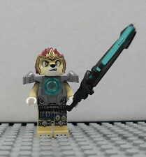 LEGO Legends of Chima - Laval mit Schwert - Figur Minifig Löwe Lion 70132 70134