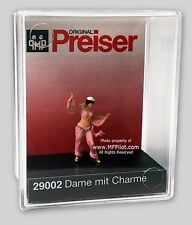 BELLY DANCER (Female) - Preiser Painted HO Scale Figure #29002- FREE SHIPPING